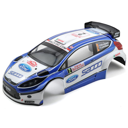 하비몬1/9 Ford Fiesta Completed Body Set (Pre-painted)[상품코드]KYOSHO