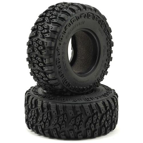 "하비몬[#Z-T0147] [2개 반대분] Dick Cepek Extreme Country 1.9"" Scale Tires[상품코드]RC4WD"