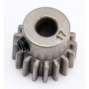 하비몬[#AX5643] 17T 32P Hardened Steel Pinion Gear w/5mm Bore[상품코드]TRAXXAS