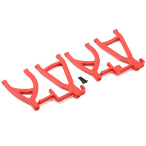 하비몬1/16 Mini E-Revo Rear Upper & Lower A-arms (Red)[상품코드]RPM