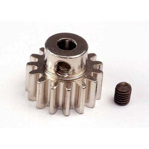 하비몬[#AX3945] 15T 32P Pinion Gear w/3mm Bore[상품코드]TRAXXAS