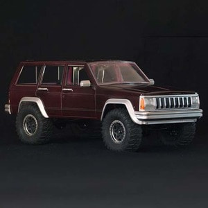 하비몬1/10 Cherokee XJ Hard Plastic Body Kit (W/B 313mm) - SCX10, TF2, TRX-4[상품코드]XTRA SPEED