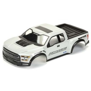하비몬1/10 Ford F-150 Raptor 2017 Body (Gray)[상품코드]PRO-LINE RACING