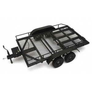 하비몬1/10 or 1/8 Heavy Duty Trailer for Crawler Vehicles[상품코드]XTRA SPEED