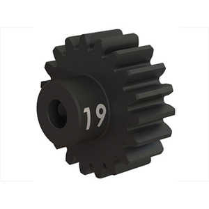 하비몬[#AX3949X] 19T 32P Hardened Steel Machined Heavy Duty Pinion Gear w/3mm Bore[상품코드]TRAXXAS