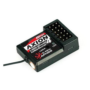하비몬[#TH27824] Axion 4 2.4GHz 4CH Surface RX Receiver[상품코드]HITEC
