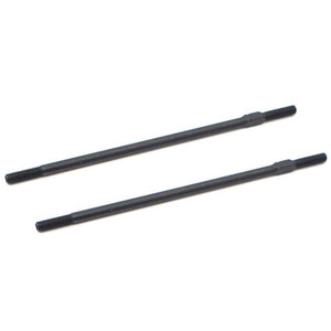 하비몬[#3RAC-TR380S] Turnbuckle 3x80mm 2pcs Black[상품코드]3RACING