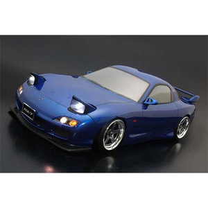 하비몬1/10 Mazda RX-7 FD3S Latter Term Type Clear Body Set For 1/10 RC Touring Drift[상품코드]ABC HOBBY