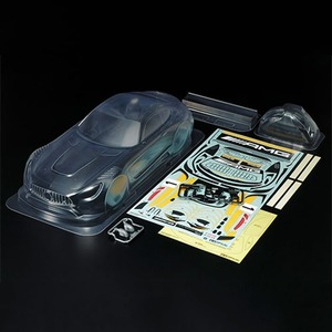 하비몬1/10 Mercedes-AMG GT3 190mm Touring Car Body Parts Set (Unpainted)[상품코드]TAMIYA