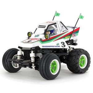 하비몬[#TA58662] 1/10 Comical Grasshopper Off-Road 2WD Buggy Kit (WR-02CB)[상품코드]TAMIYA