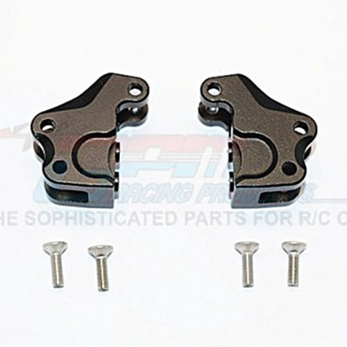 하비몬Aluminium Front/Rear Gear Box Components for Yeti, SMT10, Monster Jam, AX90055[상품코드]GPM
