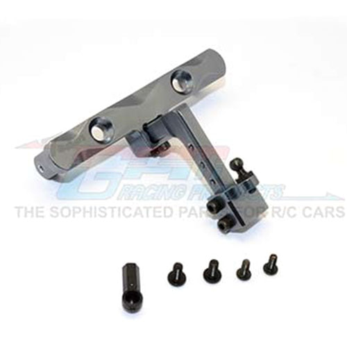 하비몬[#SCX333R-GS] SCX10 Alloy Adjustable Tow Hitch[상품코드]GPM