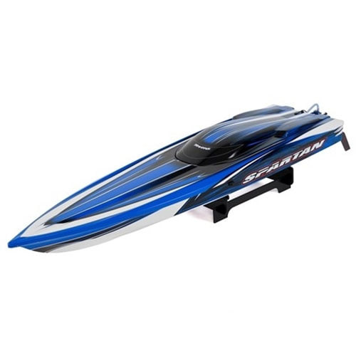 하비몬Spartan High Performance Race Boat RTR (Blue)[상품코드]TRAXXAS
