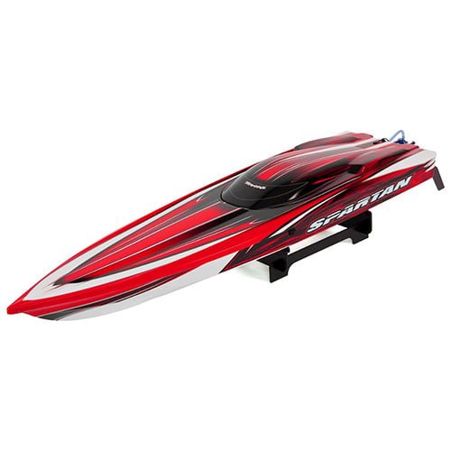 하비몬Spartan High Performance Race Boat RTR (Red)[상품코드]TRAXXAS