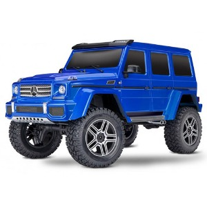 하비몬1/10 TRX-4 Trail Crawler Truck w/Mercedes G500 4x4² Body (Bluc)[상품코드]TRAXXAS
