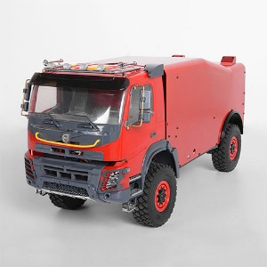 하비몬[#VV-JD00021] 1/14 Dakar Rally Scale ARTR Race Truck[상품코드]RC4WD