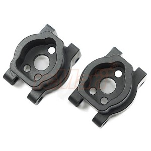 하비몬Aluminum CNC Rear C-hubs Black For Traxxas TRX-4[상품코드]XTRA SPEED