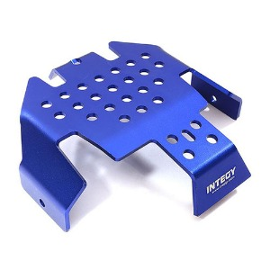하비몬Alloy Center Skid Plate for Traxxas TRX-4 Scale & Trail Crawler (Blue)[상품코드]INTEGY