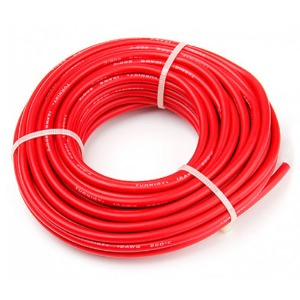 하비몬Turnigy High Quality 12AWG Silicone Wire 10m (Black)[상품코드]TURNIGY