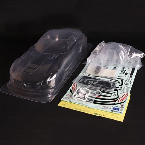 하비몬1/10 Mercedes Benz SLS GT3 AMG 257mm Body Parts Set (Unpainted)[상품코드]TAMIYA