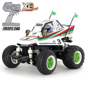 하비몬[#TA57908] 1/10 Comical Grasshopper Off-Road 2WD Buggy XB (WR-02CB)[상품코드]TAMIYA
