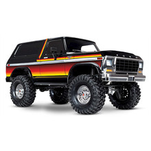 하비몬1/10 TRX-4 Trail Crawler Truck w/Ford '79 Bronco Ranger XLT Body (Sunset)[상품코드]TRAXXAS
