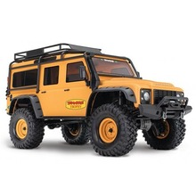 하비몬1/10 TRX-4 Scale & Trail Defender Crawler 4WD RTR (Tan)[상품코드]TRAXXAS