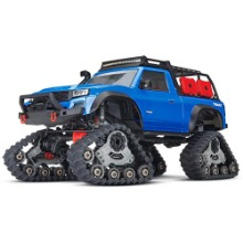하비몬1/10 TRX-4 Trail Rock Crawler (Blue) w/All-Terrain Traxx[상품코드]TRAXXAS