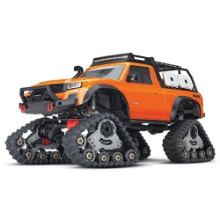 하비몬1/10 TRX-4 Trail Rock Crawler (Orange) w/All-Terrain Traxx[상품코드]TRAXXAS
